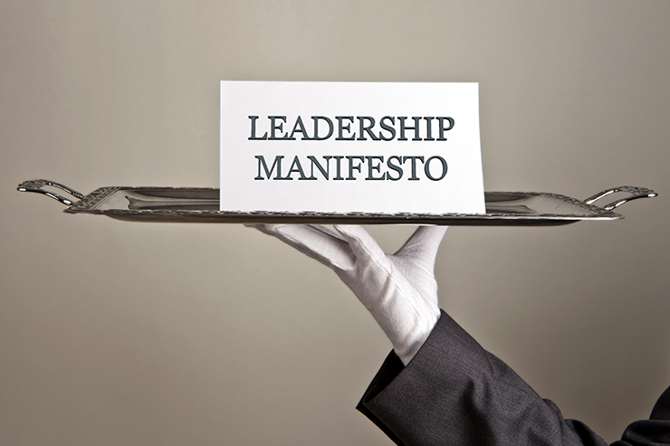 How to Create Your Leadership Manifesto
