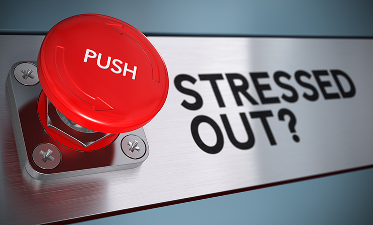 The 3 R's of Stress Reduction