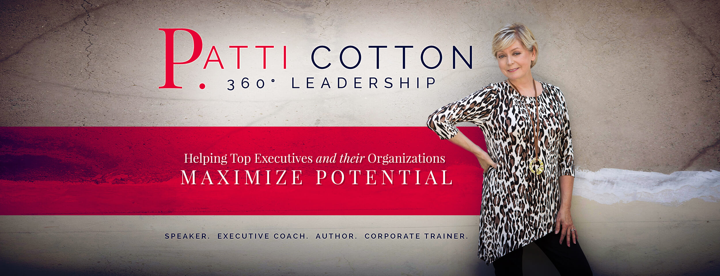 Patti Cotton - 360 Degree Leadership