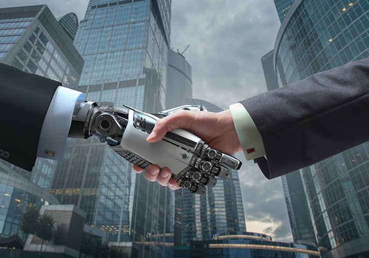 Man or Machine: Who Will Win in the Workplace of the Future?
