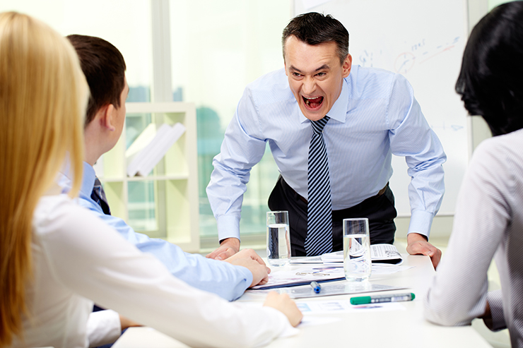 Can You Be Angry and Still Lead Well?